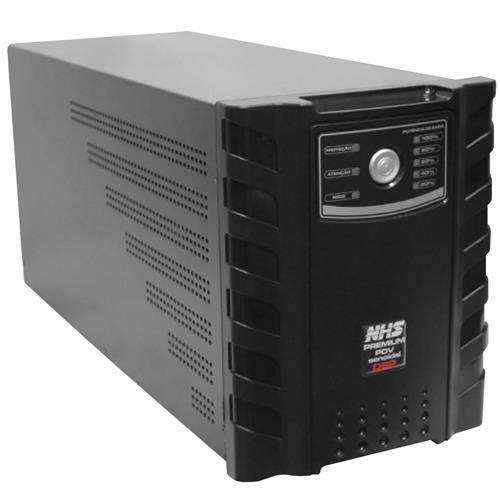 Nobreak Premium Gii 1500Va 6B.7Ah Isolador Preto Nhs 120V