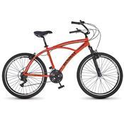 Bicicleta Beach Aro 26 Alumínio Montain Bike 700 Renault