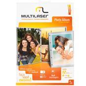 Kit Para Montagem De Álbum De Fotos A4 Pe032 Multilaser