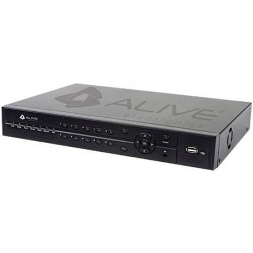 Dvr Stand Alone Com 4 Canais Al-Dvr 3004 Alive Eletronics