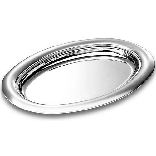 Travessa Rasa Rotonda Oval em Inox 61260350 Tramontina