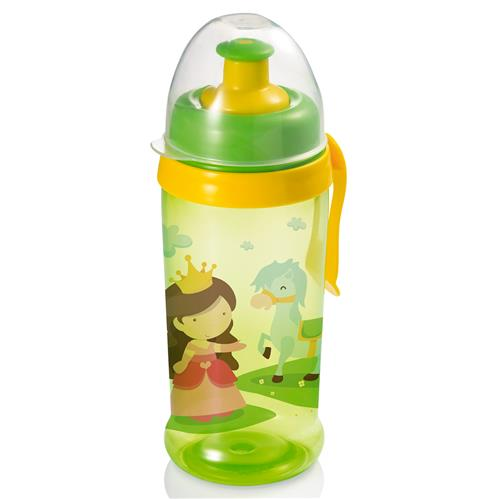 Copo Squeeze Grow 360Ml Verde Bb033 Multikids Baby