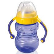 Copo De Treinamento Bebedor Em Silicone Roxo Bb021 Multikids Baby
