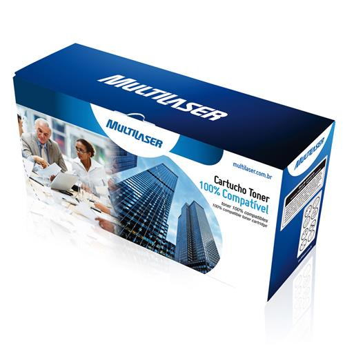 Cartucho Toner Hp Canon Lbp 75Ml Preto Ct435 Multilaser