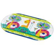 Tapete Para Banho Safe Bath Leão E Girafa  Bb178 Multikids