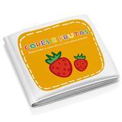 Livro Educativo Para Banho Impermeável Infantil Bb174  Multikids