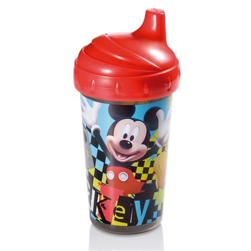 Copo Do Mickey Com Bico Rígido Bb080 Multikids