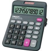 Calculadora De Mesa 833-12 Tecla Rollover 12 Dígitos Truly