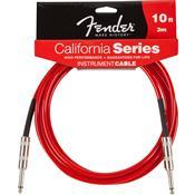 Cabo Para Instrumentos 3M California Cpi3mcalifsvo Fender