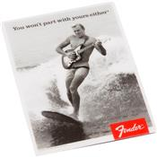 Ímã Magnético Surfista Clássico Bob Perine Fender