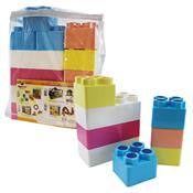 Cubos Gigantes Com 12 Peças Plástico 1292 Ciabrink