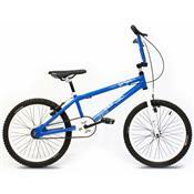 Bicicleta Serie 09 Infantil Tamanho 20.75 Azul Branco 4006 ProX
