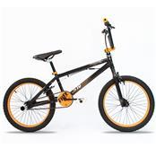 Bicicleta BMX Serie 10 Aro 20 ´ Preto Dourado 3553 ProX