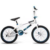 Bicicleta BMX Serie 10 Aro 20 ´ Branco Azul 3559 ProX