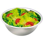 Tigela Funda 28Cm 4,5 Lt Bowl Inox In9635 Euro Home