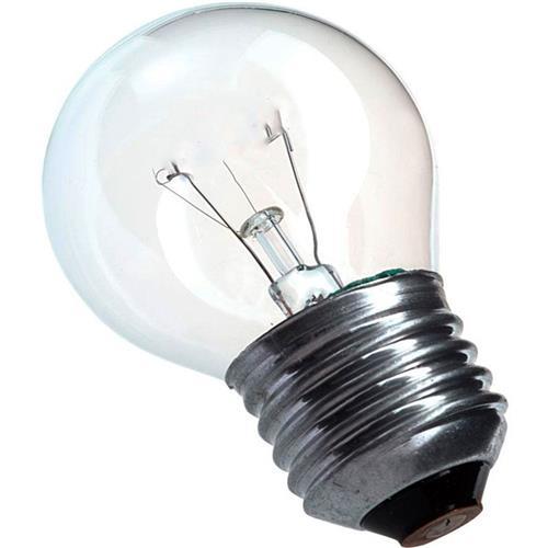 Lâmpada Para Geladeiras E Fogões 40W E27 Clara Bg45 Brasfort