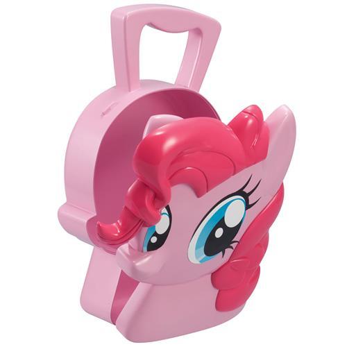 Máleta My Little Pony Pikie Pie Rosa Br376 Multikids