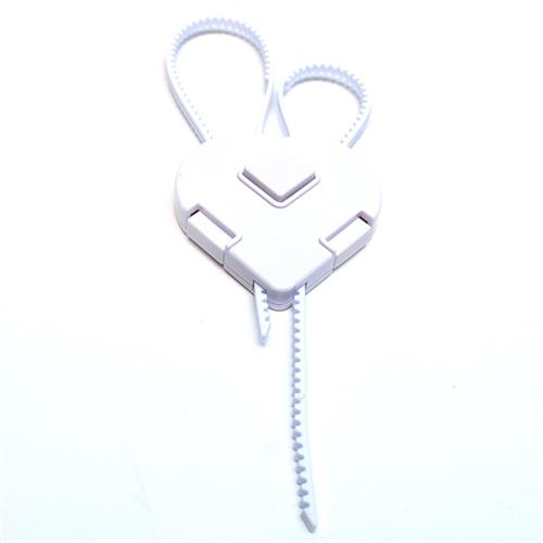 Trava Para Portas E Guarda-Roupas Branco 8856 Love