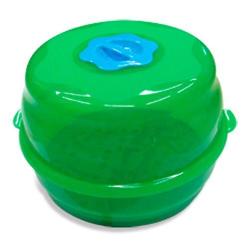 Esterilizador de Mamadeira Verde Sistema Flip 8913 Love