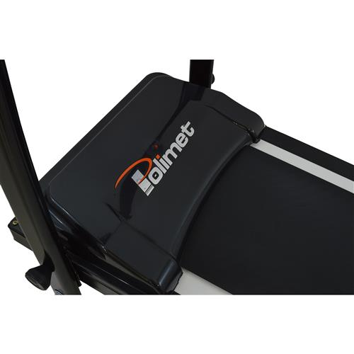 Esteira Ep-1600 110Kg Monitor Velocímetro 0172 Polimet