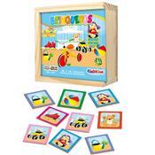 Jogo Da Memória Figuras De Brinquedos 40 Peças 1011 Ciabrink