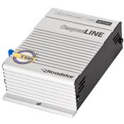 Amplificador Compact  2 Canais 140W / 120W Rms Prata Rs2100c Roadstar