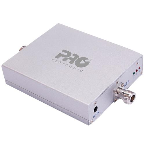 Repetidor De Celular 900Mhz 70Db Prorc-9020 Proeletronic