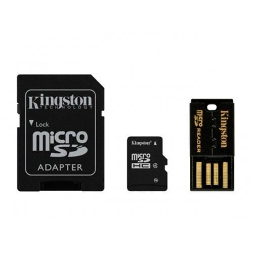 Cartão De Memoria Classe 10 Multikit 8Gb Micro Kingston