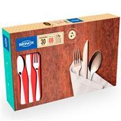 Faqueiro Gourmet 30 Peças 5115-103 Brinox