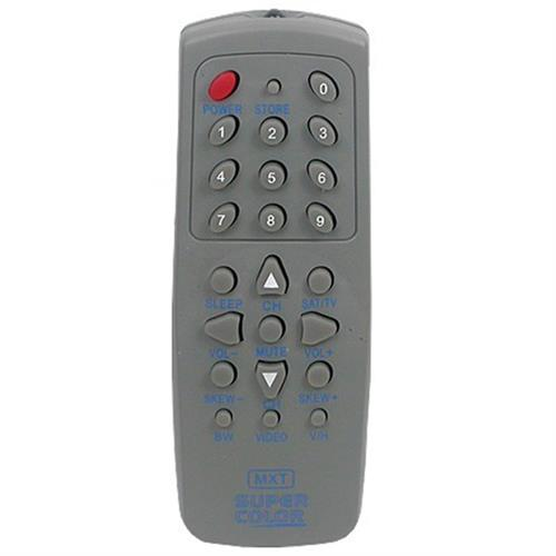 Controle Remoto Para Tv Super Color St1836co1002 Oem