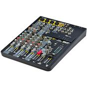 Mesa De Som Mixer 8 Canais Mp3 Player Usb Vz82 Skp