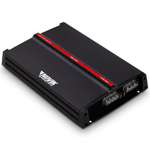 Amplificador Automotivo 2 x 750 1500W RMS 2r ANK-1502 Novik