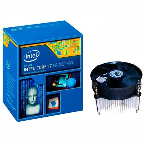 Processador I7-4820K Com Cooler Lga 2011 Cooler Master