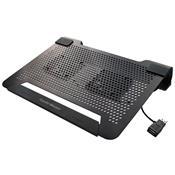 Base Notebook Preta 2 Fan 80Mm Baseu2pk.C148 Cooler Master