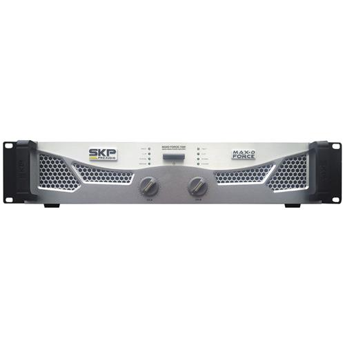 Amplificador De Potência 7200W Em Bridge 8 Ohms Classe D Skp