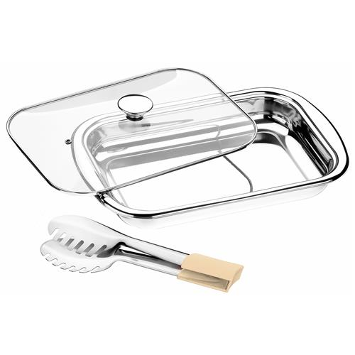 Kit Para Assar E Servir Carne 2 Peças 64310224 Tramontina