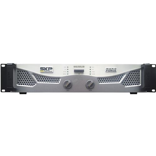 Amplificador De Potência 1300W Em Bridge 8 Ohms Classe D SKP