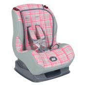 Cadeira Para Auto Atlantis 04100 Tutti Baby Xadrez Rosa