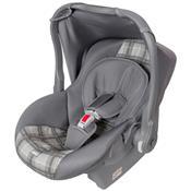 Bebê Conforto Nino Super Seguro 0470018 Tutti Baby Cinza