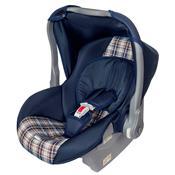 Bebê Conforto Nino Super Seguro 0470021 Tutti Baby Azul Marinho New