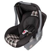 Bebê Conforto Nino Super Seguro 0470019 Tutti Baby Preto
