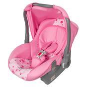 Bebê Conforto Nino Super Seguro 0470027 Tutti Baby Rosa Laço New