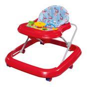 Andador Toy Assento Encosto 0200324 Tutti Baby - Vermelho