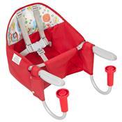 Cadeira De Refeição De Mesa Fit Aço Tubular Tutti Baby