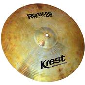 Prato Para Bateria Medium Crash 19 Pol Bronze B10 Rustic Krest