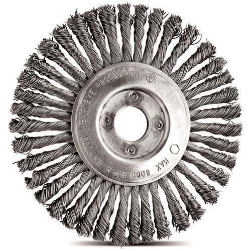 Escova Circular Entrançada 1/4 Pol 42603104 Tramontina