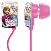 Fone De Ouvido Intra Celebrate Frozen Rosa Ph125 Multilaser