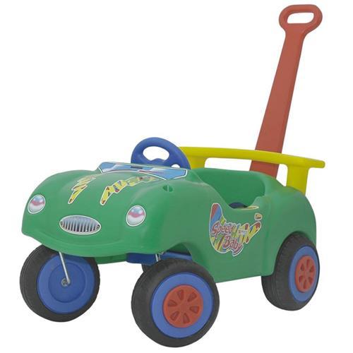 Speed Car Polietileno E Proteção Uv Alpha Brinquedos