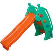 Escorregador Girafinha Polietileno Alpha Brinquedos