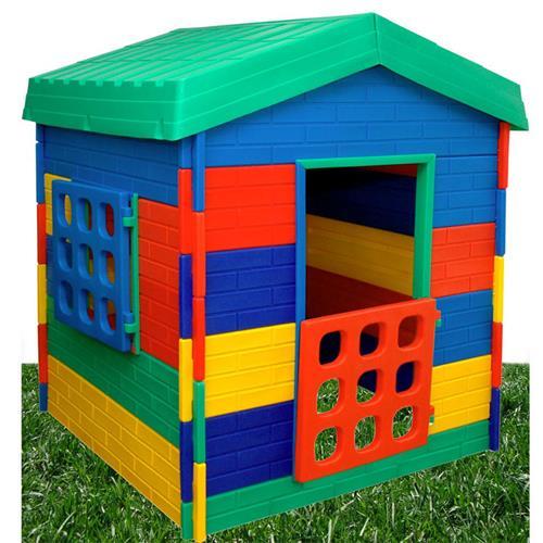 Casinha Infantil Para Crianças Polietileno Alpha Brinquedos